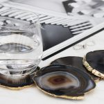 CU002_NATURAL AGATE Coaster_quarter